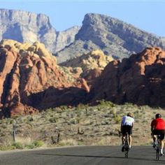 Outdoor recreation: Where to climb and bike around Vegas