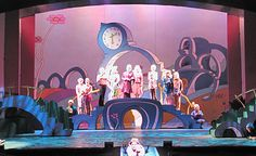 seussical the musical jr scenery - Bing Images