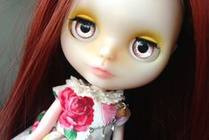 Custom Blythe Doll by Rabbit Withoutears