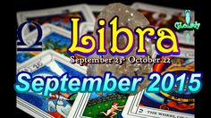 Libra September 2015 Astrology & Tarot Divination Teaching by Mystic GLo...