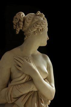 """tierradentro:    """"Venus"""", Antonio Canova, 1811. (via)"""