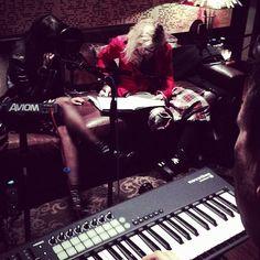 Madonna in studio di registrazione con Natalia Kills, scopriamo chi è