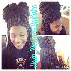 Box braids!!!