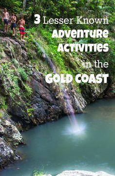 3 Lesser Known Adventure Activities near Surfer's Paradise
