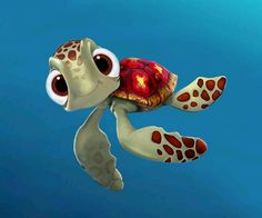 squirt finding nemo