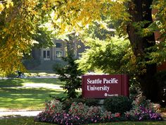 Seattle Pacific University - my home for the next 4 years :]