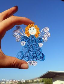 I'm not a professional of quilling, I don't use any special tools or special paper. Just recycling and quilling by hands.(More about experim...