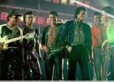 PEPSI PRESENTS The Jacksons!