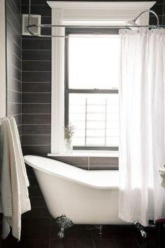 Like this whole bathroom idea, beautiful!