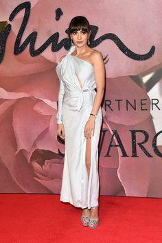 Zara Martin attends The Fashion Awards 2016 on December 5, 2016 in London, United Kingdom.