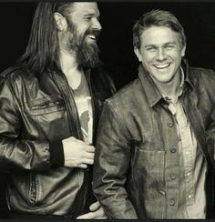 Sweet LOVE this picture.  Son's of Anarchy