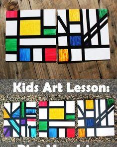 La mia nonna paterna diceva che si ruba una mestiere con gli occhi, guarda ed impara.     Mondrian,Kandinski,Van Gogh tutti hanno qualcosa ...
