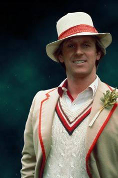 doctor who peter davison | The Fifth Doctor