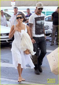 Eva Longoria in Marbella, Spain, May 2012 www.marbellamarriages.com/657/this-weeks-celebrity-news-from-the-costa-del-sol