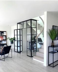 Adding a finish of glass inspo to your living room feels way too fine and classy in a smooth way than ever. Beautiful Living Rooms, Cozy Living Rooms, Living Room Decor, Weatherboard House, Dere, Nordic Home, Compact Living, Scandinavian Interior Design, Cozy Room