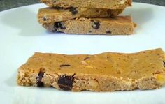 No Bake Chocolate Peanut Butter Protein Bars - Spas.ie