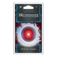 Fantasy Flight Games Android Netrunner LCG - Flashpoint Cycle 1/6 : 23 Seconds