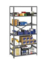 Tennsco - Storage Made Easy - Shelving