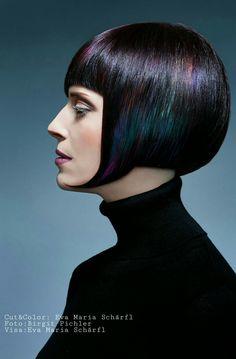 Short Hair Styles, Hair Cuts, Hair Color, Disney Princess, Northern Lights, Bob Styles, Haircuts, Short Length Haircuts, Haircolor