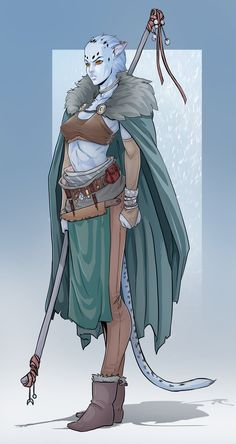 Nia by CallofTheDeep Humanoid alien Alien Character, Female Character Design, Character Creation, Character Design Inspiration, Character Concept, Character Art, Dungeons And Dragons Characters, Dnd Characters, Fantasy Characters