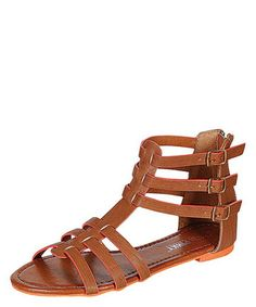 Look what I found on #zulily! Tan Paige Gladiator Sandal #zulilyfinds