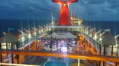 Roger Reed Travel and Tours: Carnival Fascination