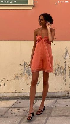 Summer Outfits, Cute Outfits, Mode Inspiration, Poses, Spring Summer Fashion, Summer Winter, Aesthetic Clothes, Pretty Dresses, Dress To Impress