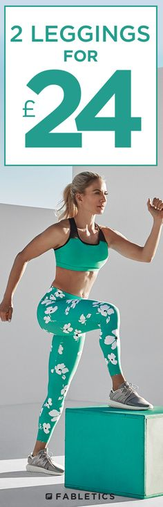 Limited Time Offer --> 2 leggings for £24