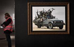 Banksy creëert 'griezelig Disneyland' - De Standaard