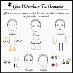 pendientes para rostros redondos - Pesquisa Google