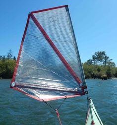 Kayak Shop Store - Flat Earth Kayak Sails - Trade Winds 80 (TW80), $390.00 (http://www.kayakshopaustralia.com.au/flat-earth-kayak-sails-trade-winds-80-tw80/)