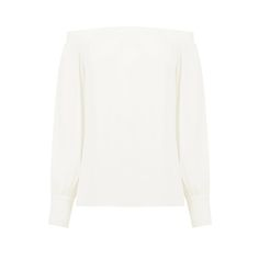 Warehouse, OFF SHOULDER TOP CRM 0