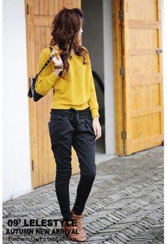 Pantalon original noir