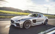 Mercedes-Benz Prior Design SLS AMG PD900GT Widebody #Mercedes #PriorDesign #SLSAMG