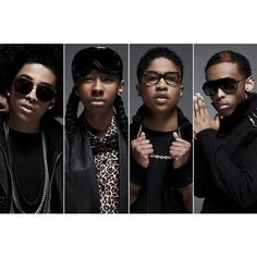 18. Mindless Behavior 21 Under 21 (2013) ❤ liked on Polyvore featuring mindless behavior, mb, pic and people