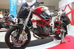 bimota - TOKYO MOTORCYCLE SHOW 2012