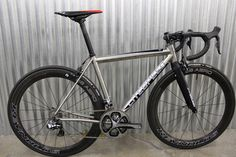 Litespeed Bicycles: Litespeed T1 Di2 Build