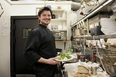 Heirloom Tavern's 3-star chef is opening a casual, farm-to-table restaurant.