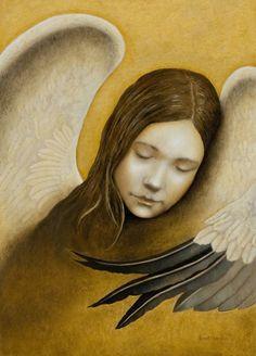 Artodyssey: Nanne Nyander - Angel Painter