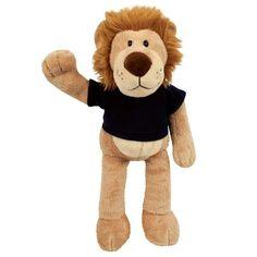 "11"" Lion Mascot from http://www.schoolspiritstore.com/"