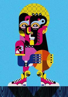 Illustrations by Jonny Wan - Image 2