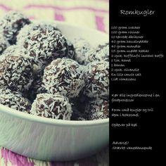 Lullaby & La La: Sunde snacks Danish recipe
