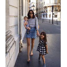 """2,093 mentions J'aime, 26 commentaires - Leia SFEZ (@leiasfez) sur Instagram : """"Throwback with my bébés ❤️"""""""