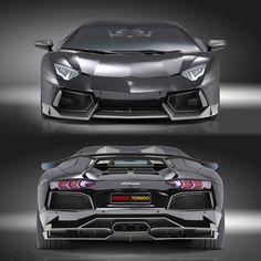 2013 Lamborghini Aventador LP700-4 Novitec Torado