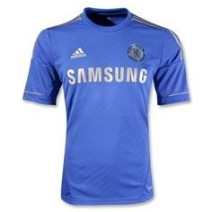 Chelsea Home Authentic Soccer Jersey ($85)