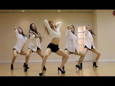 Hyolyn - One Way Love dance cover by (S.O.F) Secciya YingYing - YouTube