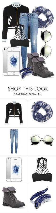 """Untitled #242"" by lindsey-bieber-1 ❤ liked on Polyvore featuring Moschino, STELLA McCARTNEY, Topshop, Aéropostale and Effy Jewelry"