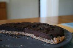 LCHF-Recept: Chokladtårta på nötbotten