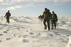 Skiurlaub Schweden: Schneeschuhwandern in Idre