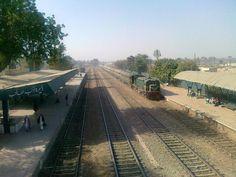 Dera Nawab Sahib Railway station - Pakistan Railways